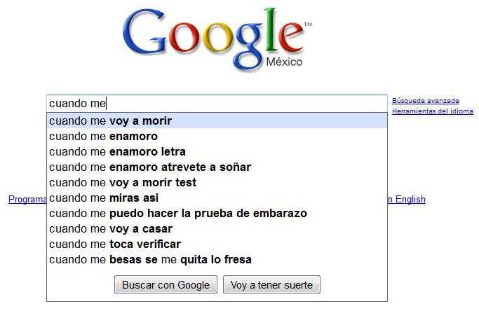 Buscando En Google Blog Chiquito